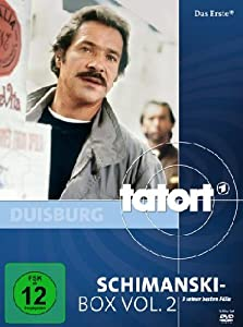 Tatort: Schimanski-Box, Vol. 2 [3 DVDs]