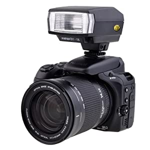 BY-18 Universal Hot Shoe Flash YINYAN For Canon Nikon