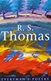 R.S. Thomas Eman Poet Lib #07 (Lafcadio Hearn Collection) (0460878115) by Thomas, R. S.