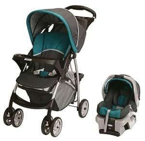 Amazon.com : Graco LiteRider Lightweight Folding Baby ...