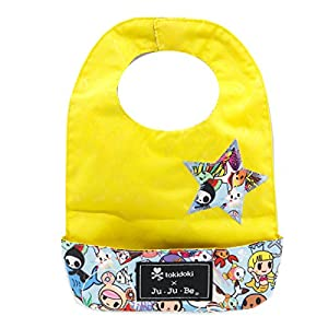 Ju-Ju-Be Be Neat Reversible Baby Bib, Sea Amo from Ju Ju Be