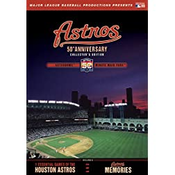 Houston Astros 50th Anniversary Collector s Edition