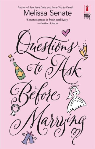 Image of Questions To Ask Before Marrying (Red Dress Ink Novels)