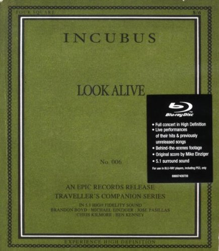 incubus look alive - photo #1