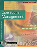 Operations Management and Interactive CD (0130555037) by Heizer, Jay