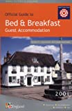 img - for Bed and Breakfast Guest Accommodation in England (Where to Stay in England) book / textbook / text book