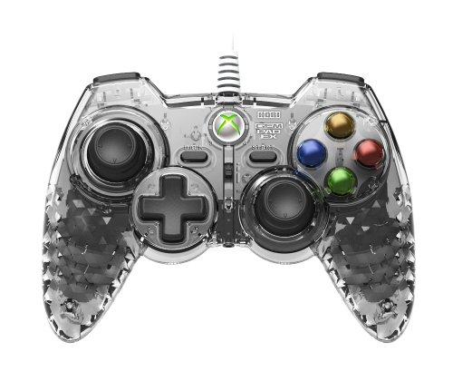 HORI Xbox 360 GEM PAD EX - Diamond Clear