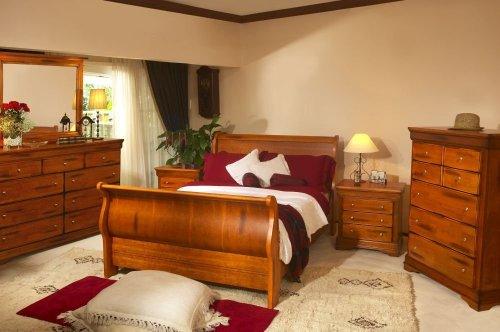 Bedroom Furniture - Savannah Bedroom Furniture Set 2 - SCS-BDRM-SET-2
