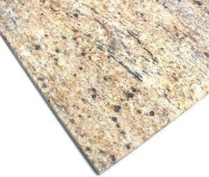 Kashmir gold granit fliesen fliese naturstein boden wand - Granitfliesen restposten gunstig ...
