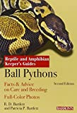 Ball Pythons (Reptile and Amphibian Keeper's Guide) (Reptile and Amphibian Keeper's Guides)
