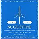 Albert Augustine 525A Gut Classical Guitar Strings, High Tension