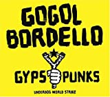 cover of Gypsy Punks Underdog World Strike
