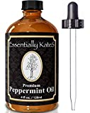 Peppermint Essential Oil 4 oz. with Detailed User's Guide...