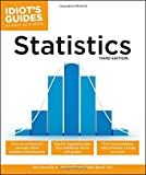 img - for Idiot's Guides: Statistics, 3E book / textbook / text book