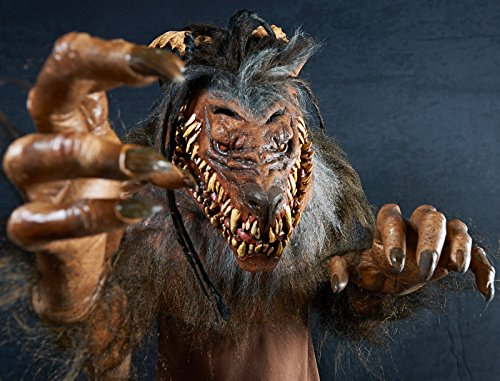 The Nightmare Collection - Snarling Werewolf Costume