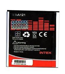 Intex Original Battery For Micomax A121