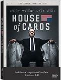 House Of Cards - Temporada 1 [DVD]