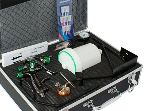 PST FMT4007 - Pistola per verniciatura a spruzzo con sistema LVLP