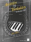 Accoorden Toonladders Organ Piano Keyboard Book