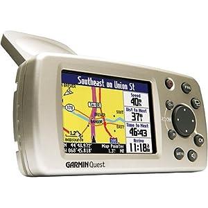 Garmin Quest Pocket-sized Navigation System