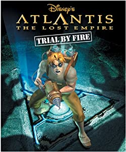 Atlantis Trial By Fire