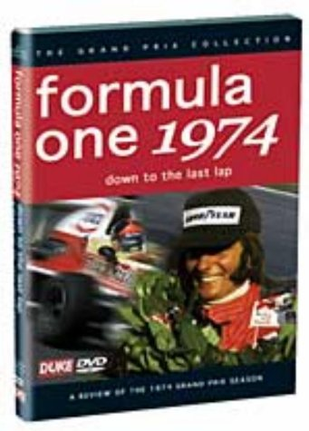 Formula 1 Review: 1974 [DVD]