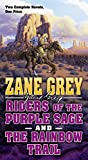 Image of Riders of the Purple Sage and Rainbow Trail