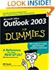Outlook2003 For Dummies