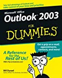 img - for Outlook2003 For Dummies book / textbook / text book