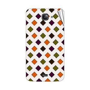 Garmor Designer Mobile Skin Sticker For Intex Aqua i5 - Mobile Sticker