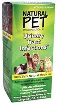 Natural Pet Pharmaceuticals Cat Urinary Tract Infections