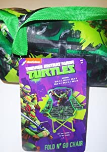 Ninja Turtles Fold N' Go Chair