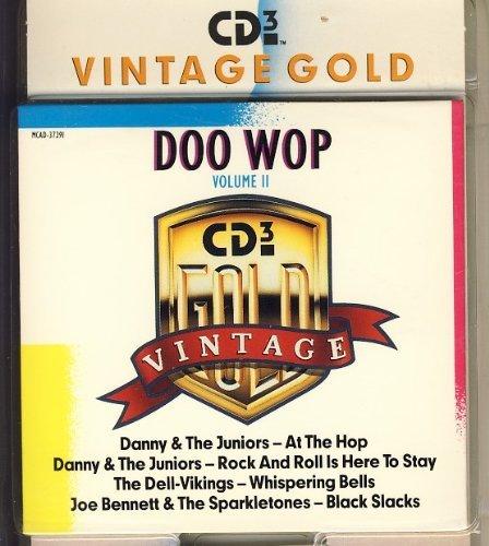 Vintage Gold: Doo Wop Volume 2 (3 CD) by Danny & the Juniors (1988-08-03)