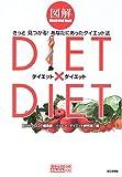 図解 ダイエット×ダイエット—きっと見つかる!あなたにあったダイエット法 (目からウロコのさんぶん図解)