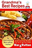 img - for Grandma's Best Recipes by Ruttan, Marg (2013) Paperback book / textbook / text book