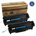2 Pack V4INK New Compatible HP Q2612A...