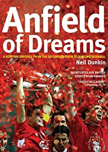 Anfield Of Dreams A Kopites Odyssey from Pitch Publishing (Brighton) Ltd