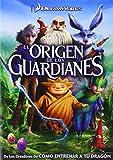 El Origen De Los Guardianes [DVD]