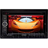"Kenwood DNX571HD 6.1"" 2-Din AV Navigation System with Bluetooth & HD Radio"