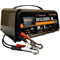 Schumacher SE-520MA 10/2 Amp Fully Automatic Dual-Rate Chrager
