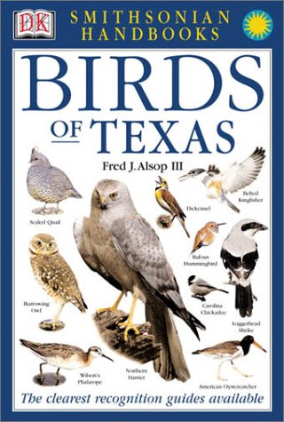 Smithsonian Handbooks Birds of Texas
