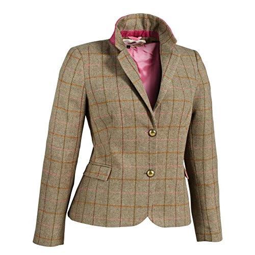 Tottie Women's Zeena Style Tweed Blazer