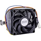 "AMD Socket FM1/AM3+/AM3/AM2+/AM2/1207/940/939/754 4-Pin Connector CPU Cooler With Aluminum Heatsink & 2.75"" Fan For Desktop PC Computer"