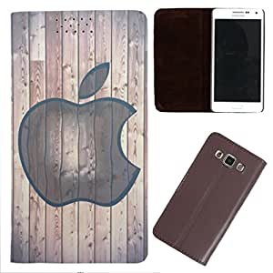 DooDa - For LG L70 PU Leather Designer Fashionable Fancy Flip Case Cover Pouch With Smooth Inner Velvet
