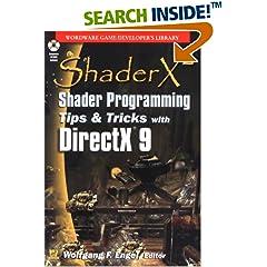 Book Cover: [share_ebook] ShaderX2: Shader Programming Tips and Tricks with DirectX 9.0