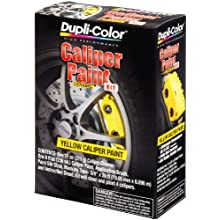 Dupli-Color BCP401 Yellow Brake Caliper Kit