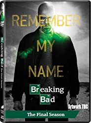 Breaking Bad - The Final Season [DVD + UV Copy]