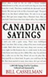 Canadian Sayings
