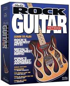 eMedia Rock Guitar Method