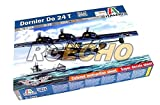 RCECHO® ITALERI Aircraft Model 1/72 Historic Upgrade Series Dornier Do 24 T 1323 T1323 with RCECHO® Full Version Apps Edition